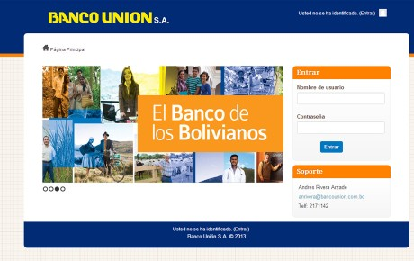 banco union s.a elearning